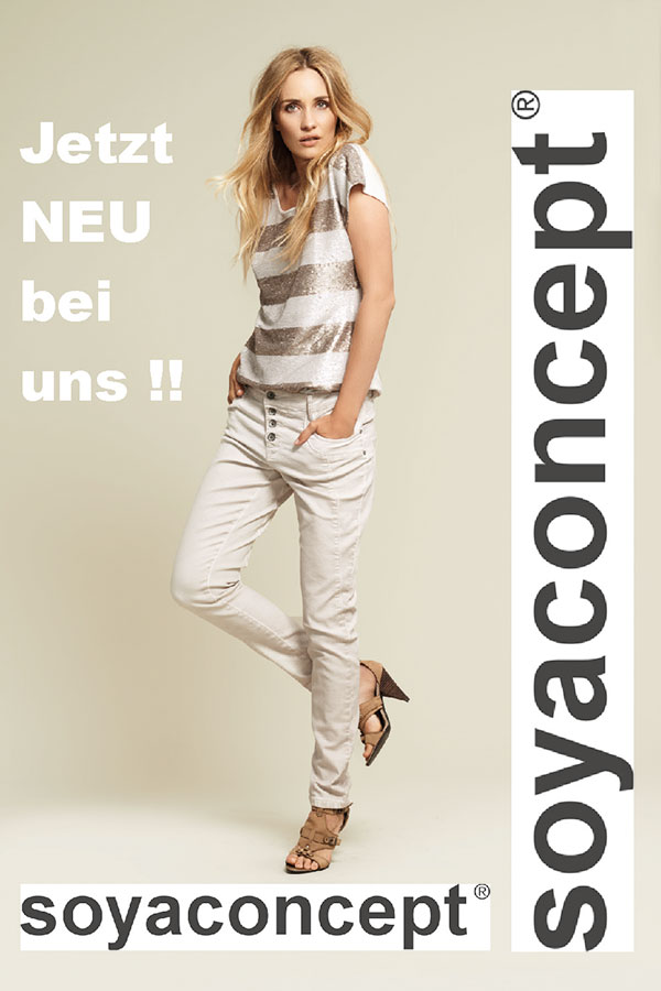 Neues Label: Soyaconcept